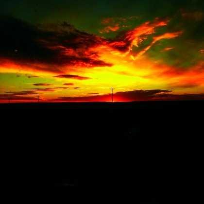 Watch the sun set.