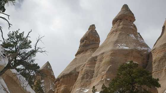 1. Tent Rocks Canyon, Cochiti Pueblo