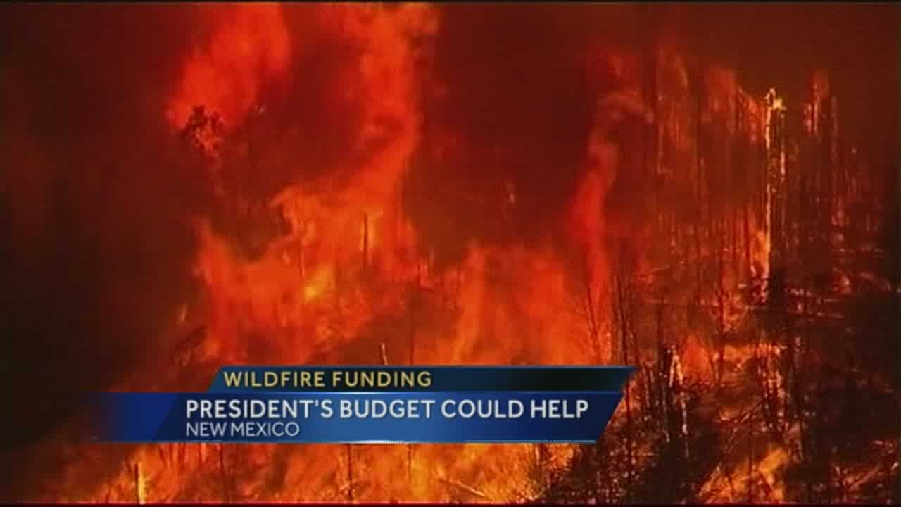 It's news that could dramatically change the way our state fights wildfires.