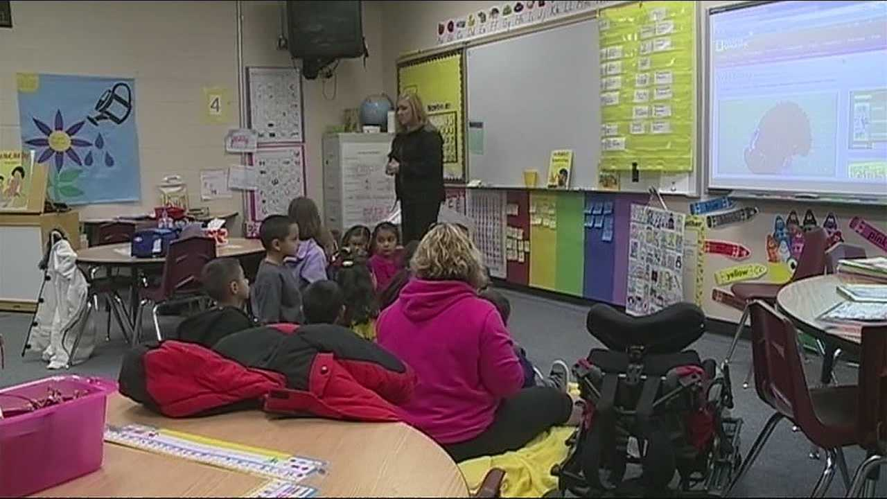 For several school districts, standard based assessments begin March 10.