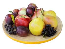 Healthy carbohydrates: Good carbohydrates come from goods like fruits, vegetables, legumes and low-fat dairy products.
