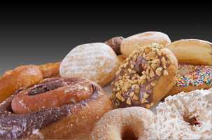 Trans fats: These types of fats found in processed snacks and baked goods should be avoided.
