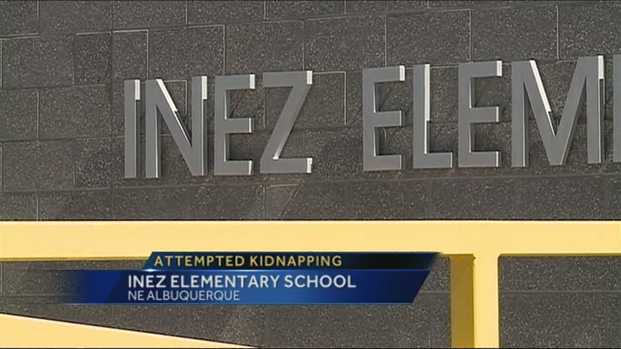 Police: Man approaches Inez Elementary student