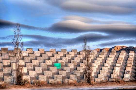 New BeginningsScene from Breaking Bad in the North East Heights. Albuquerque, New Mexico.