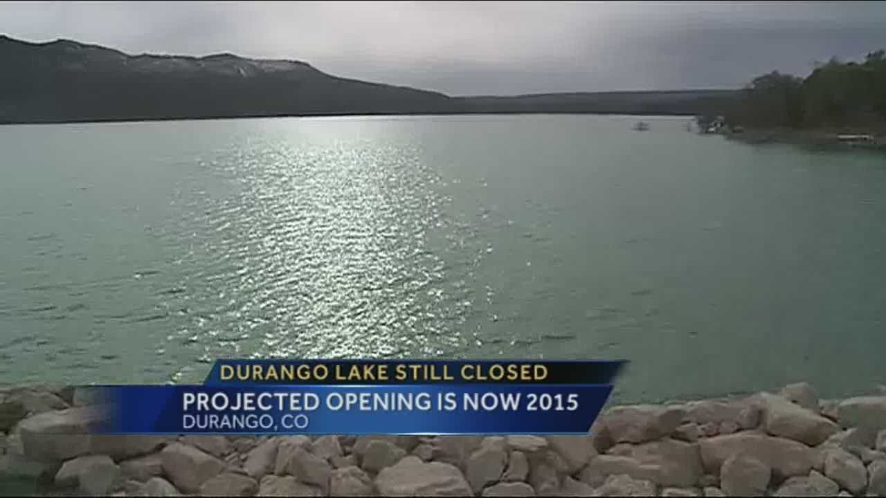 A lake in Durango that has been closed for years, is slated to open again....next summer.