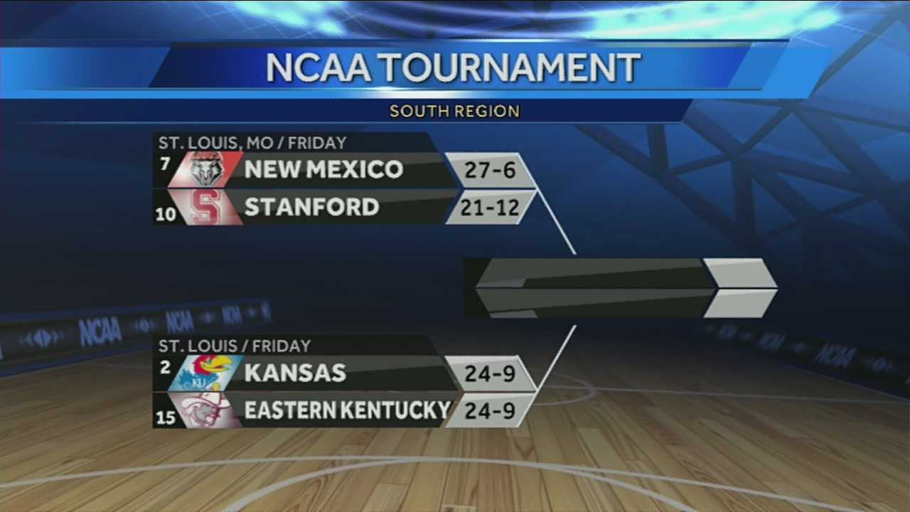UNM draws No. 7 seed in NCAA Tourney