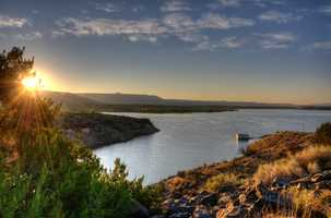 Cochiti Lake, Bass (Northern NM)