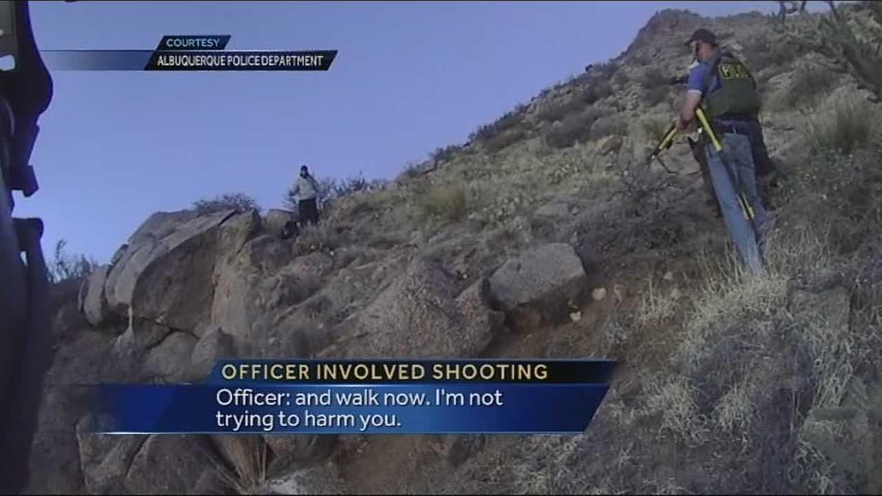 Man killed in foothills shooting identified, lapel video released