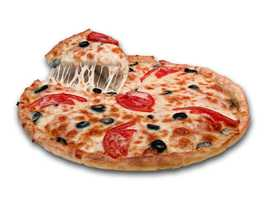 Pizza contains all the contents that we talked about in the first five bad heart foods. First, it is loaded with saturated fat, the dough is like eating sugar and the pepperoni and sausage are icing on the cake.