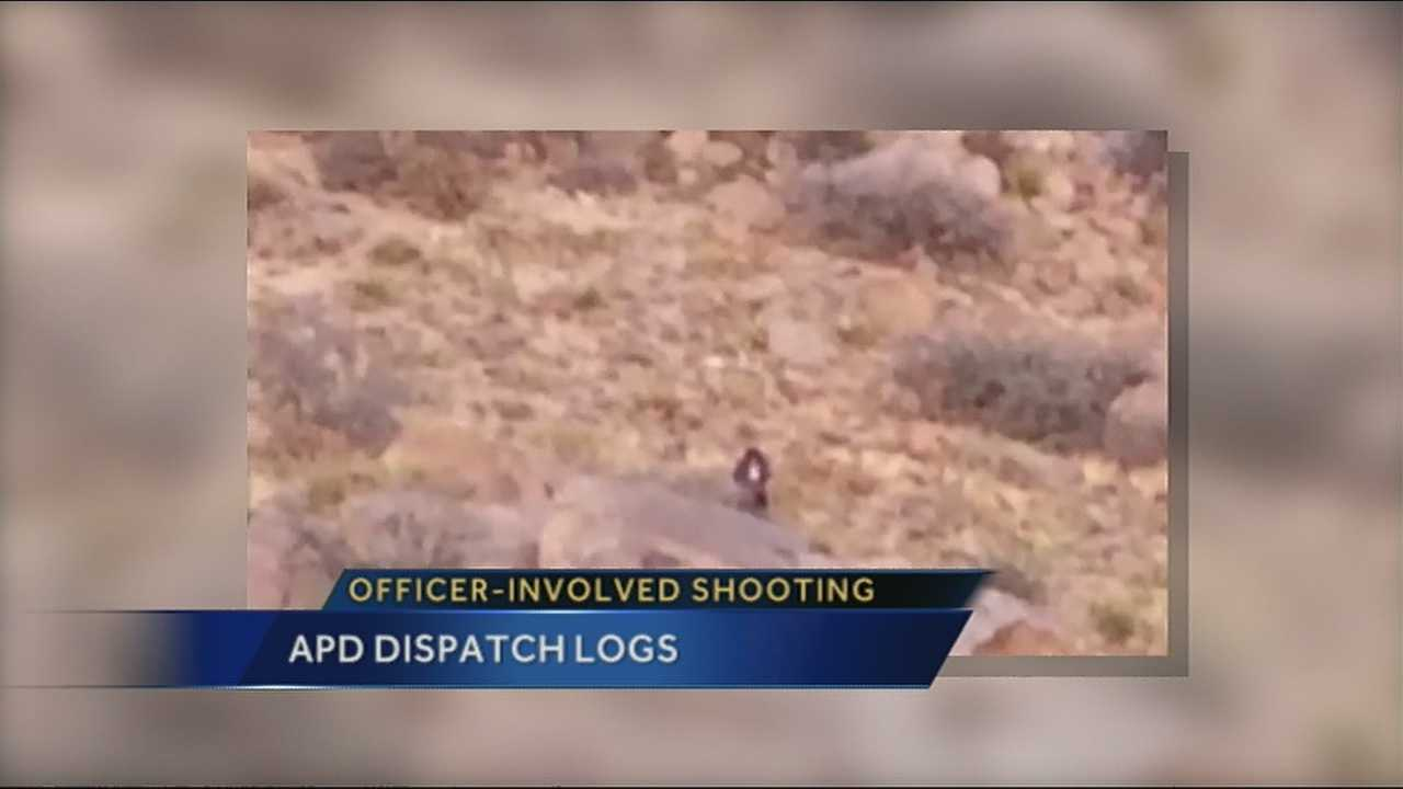 How did a report of an illegal camper escalate into deadly gunfire?