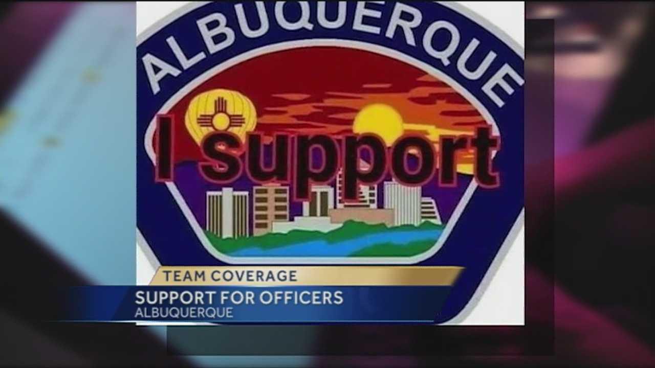 Support for Albuquerque Police Department