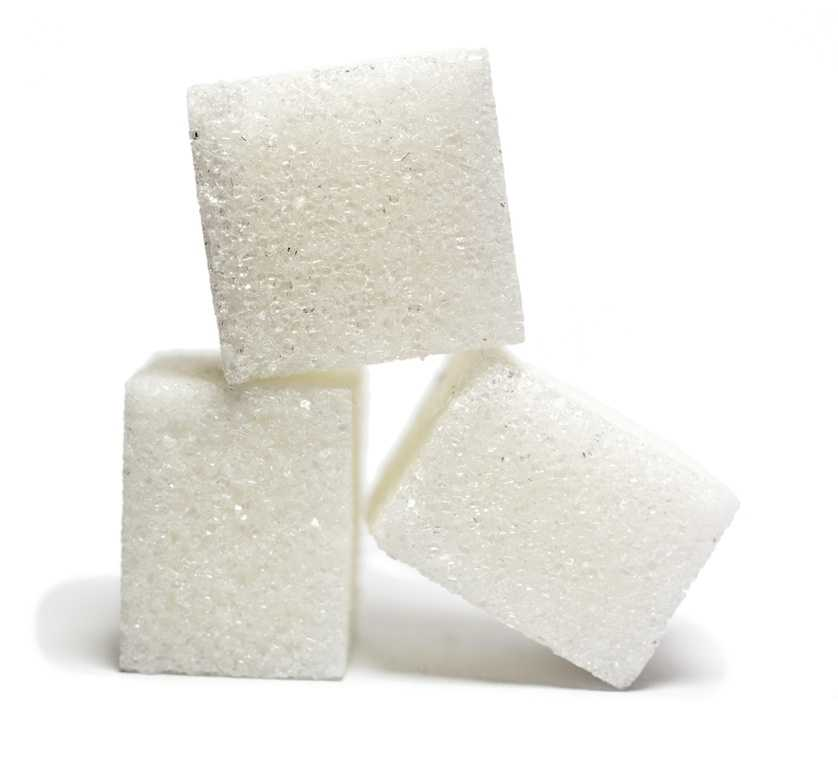 4. Add sugar to plain foods instead of buying sweetened products. I like the taste of sugar but when you buy sweetened yogurt, you get sic teaspoons in a few ounces. Buy plain foods and add sugar if you need to.