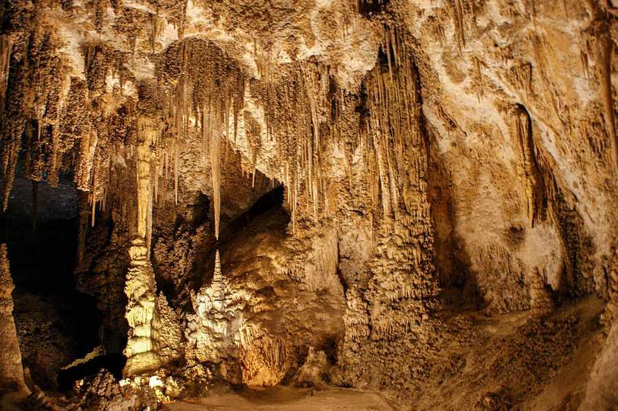 """""""Carlsbad Caverns"""" Carlsbad Caverns National Park"""