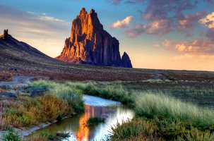 """Hallowed Ground"" Shiprock"