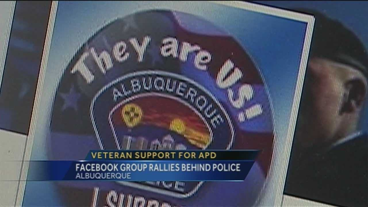 Veterans show support for APD