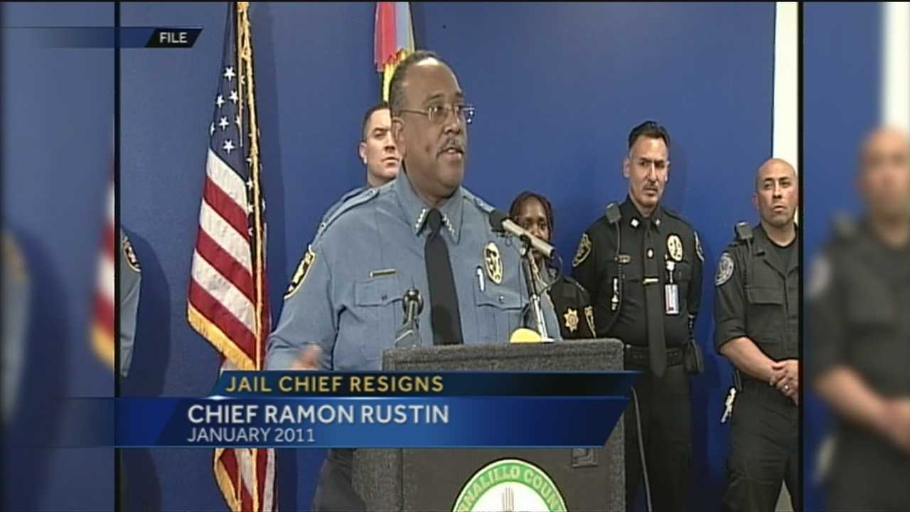 County officials say it will take about six months to find a new chief for the metropolitan detention center.