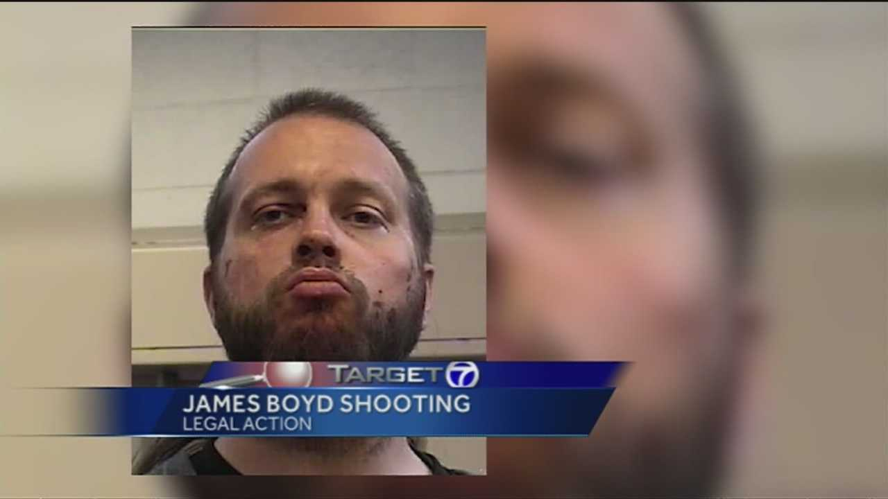 IT SEEMED LIKE JAMES BOYD HAD NO FAMILY.     FOR YEARS HE LIVED ON THE STREETS, IN AND OUT OF SHELTERS, JAILS AND A MENTAL HEALTH FACILITY.     AND POLICE SAY HE WAS ILLEGALLY CAMPING IN THE FOOTHILLS WHEN HE WAS SHOT.     BUT NOW... A MAN WHO SAYS HE IS BOYD'S BROTHER IS SEEKING LEGAL ACTION.