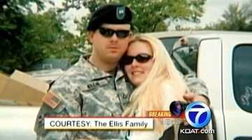 Fatal, 1.13.10, Kenneth Ellis IIIEllis was shot and killed by police when he had a gun pressed against his temple. He was a veteran of the Iraq War. Ellis' sister said he was holding the gun to his head crying for help and there was no reason to shoot. According to the ABQ Journal, the city agreed to settle (in a wrongful death suit) for $7.95 million under the terms of a tentative settlement reached with the family.
