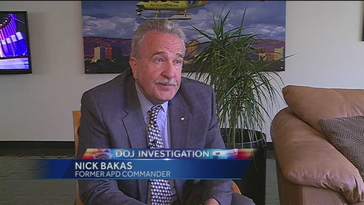 Officers need support, former APD commander says