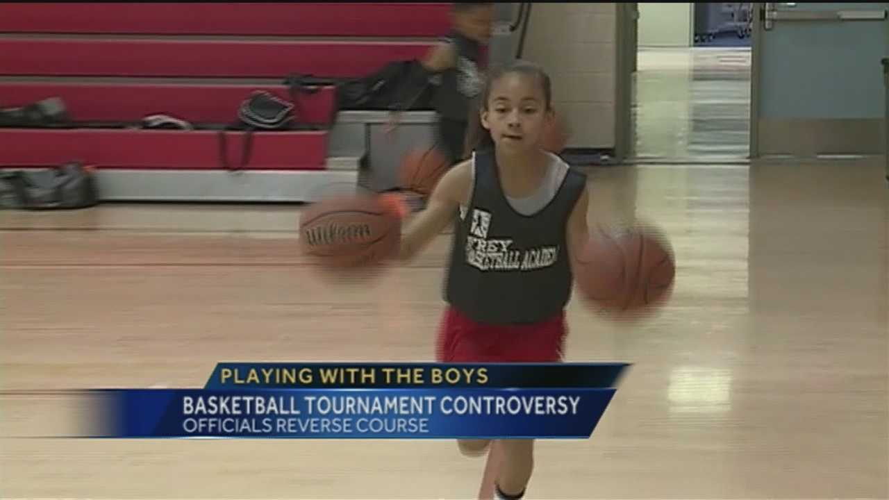 Southwest Salsa Slam makes exception for female youth basketball phenom