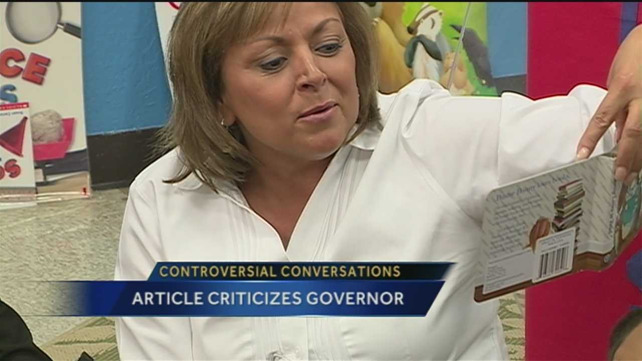 Secret Gov. Martinez recordings released
