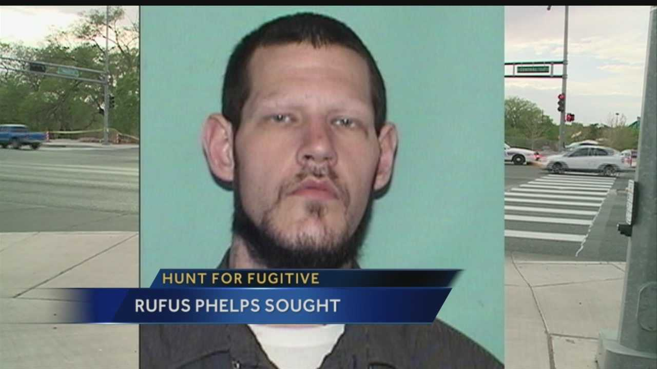 Investigators are still searching for a fugitive accused of pulling a gun on a U.S. Marshal last Friday.