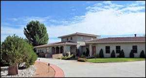 Take a peek inside this mansion for sale in Corrales, N.M. featured onRealtor.com