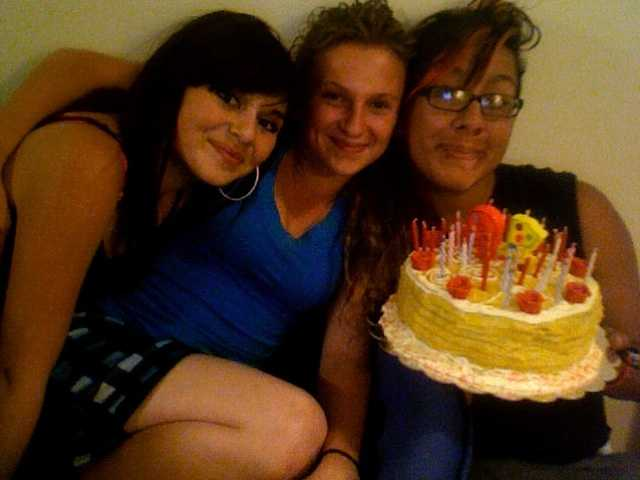 PHOTOS: Mary Hawkes, teen killed by APD Monday (Middle)