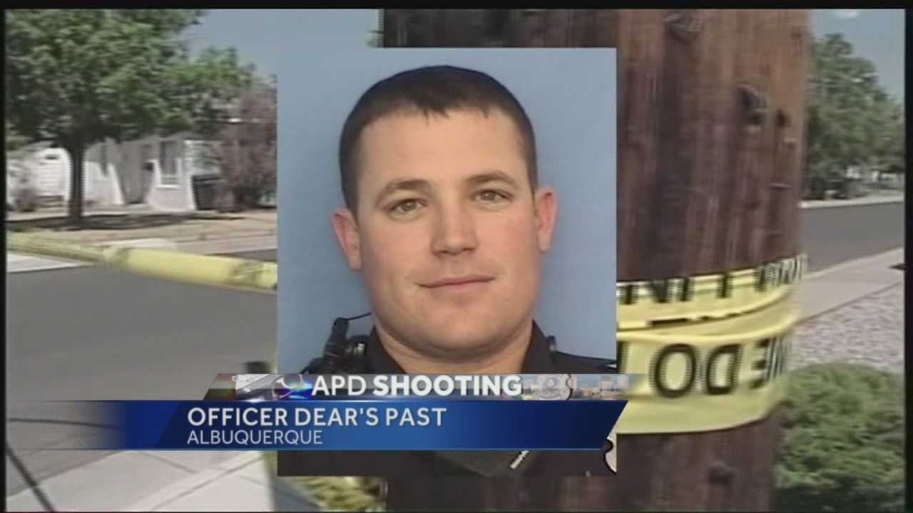 APD shooting: Officer Dear's past