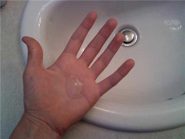 2. Avoid antibacterial soap