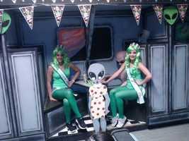 Roswell, N.M.UFO Festival