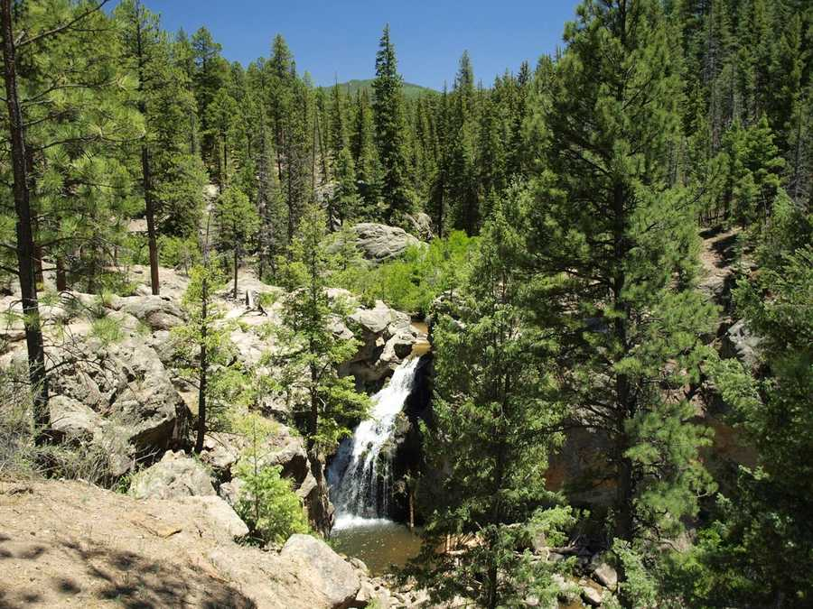 Location: Jemez FallsPotential Double: Washington state
