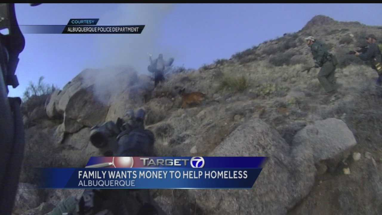 Law firm says money from lawsuit would go to nonprofit for homeless, mentally ill