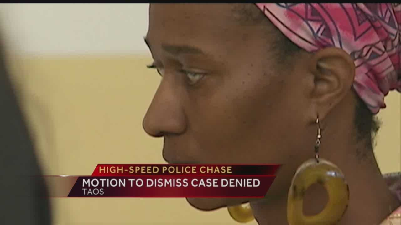 Judge won't drop charges against Oriana Ferrell