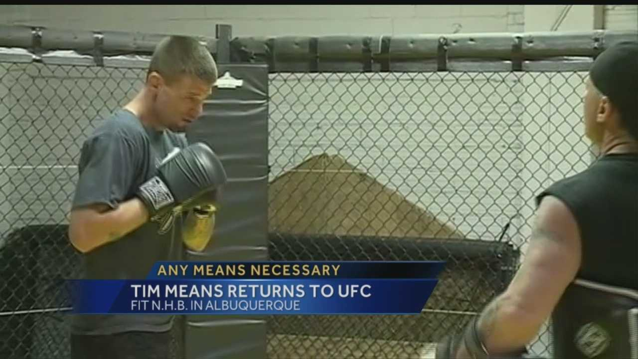 Albuquerque's Tim Means has experienced more in the past 10 years than many do in a lifetime.