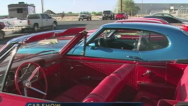 Car show to benefit Albuquerque Christian Children's Home