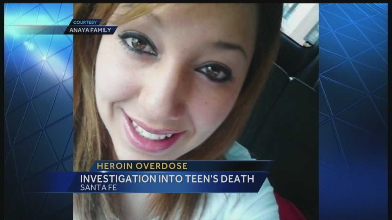 Heroin overdose: Investigation into teen's death