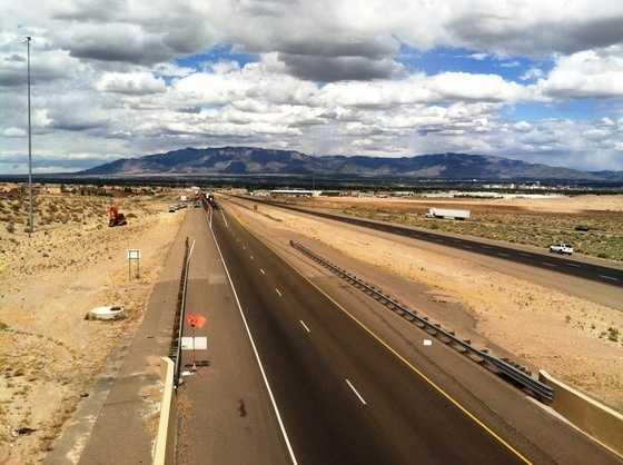 6. Albuquerque (low sales tax, amenities)