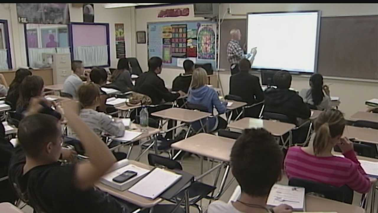 More trouble for APS schools, we have learned there is an incredibly high number of job openings.
