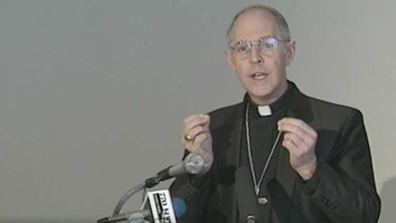Archbishop Michael Sheehan