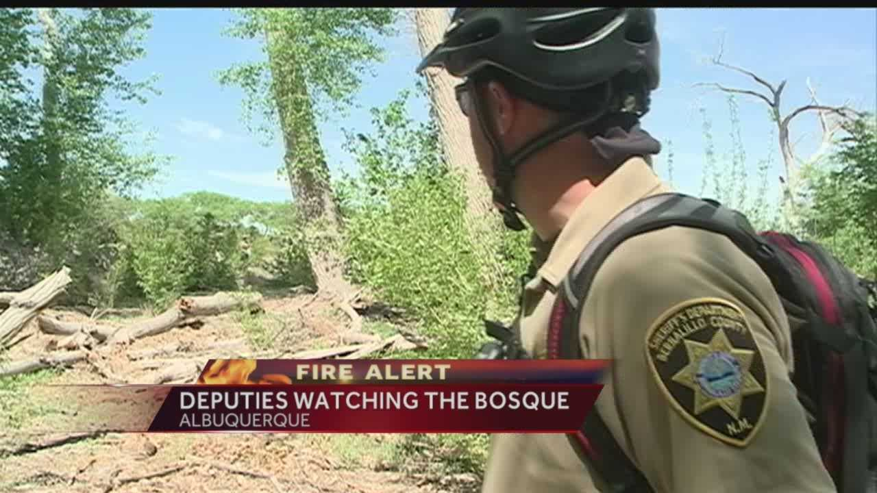 Bosque Fire Patrol