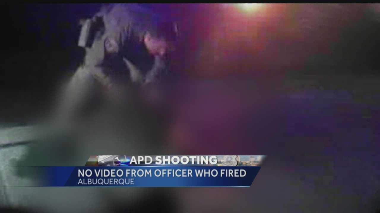 Tonight, Albuquerque Police confirm there is no lapel video from the officer who shot and killed Mary Hawkes.