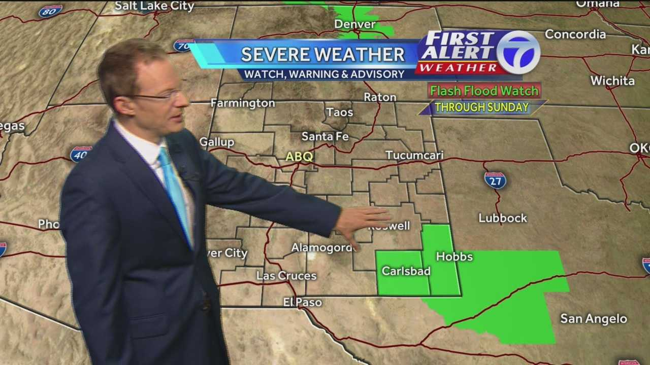 First Alert Weather Saturday Morning Forecast