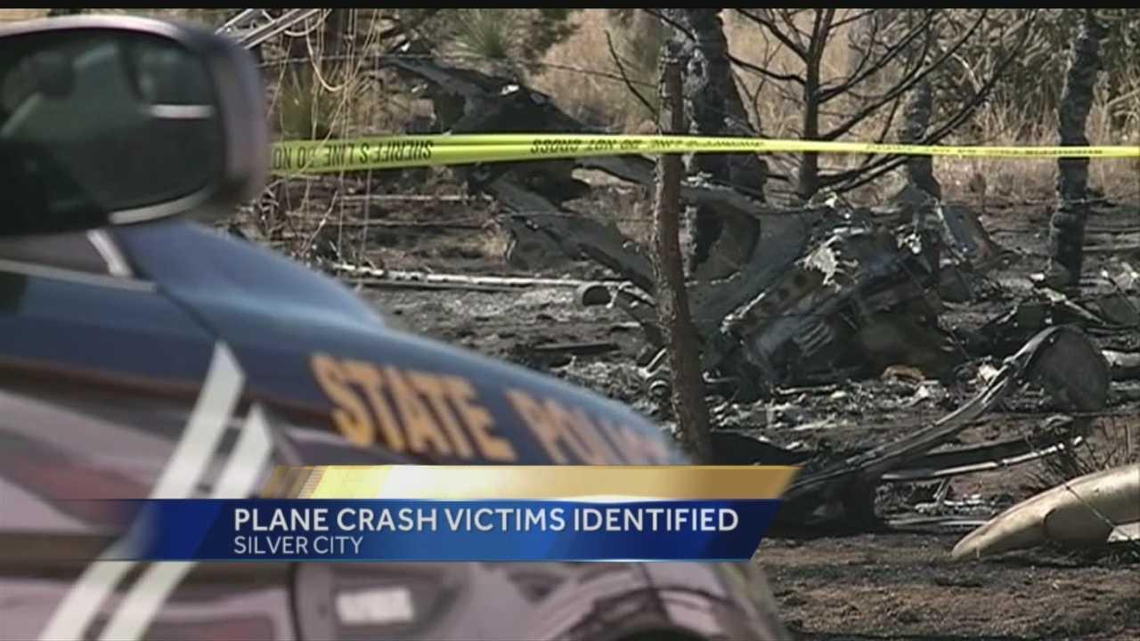 New developments in the Silver City Plane crash