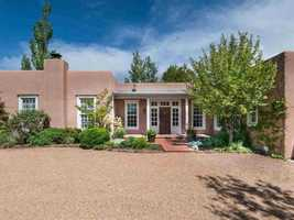 Take a peek inside this $2.1 million home for sale in Santa Fe, N.M. featured on Realtor.com