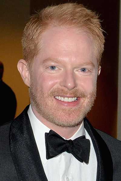 "Jesse Tyler Ferguson was raised in Albuquerque, N.M. and even starred in the Albuquerque Children's Theater before becoming the star of the hit show ""Modern Family"""