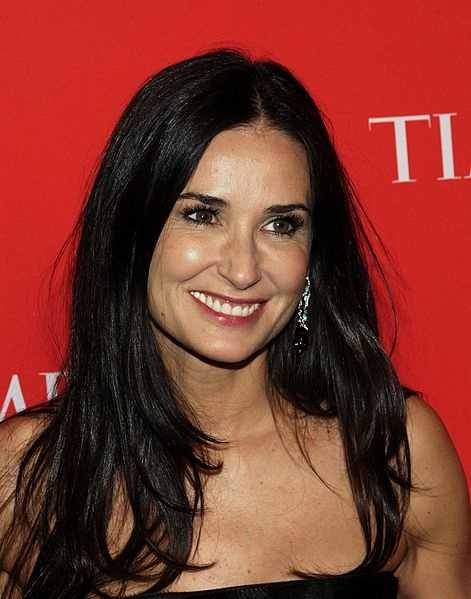 Actress Demi Moore was born in Roswell New Mexico.