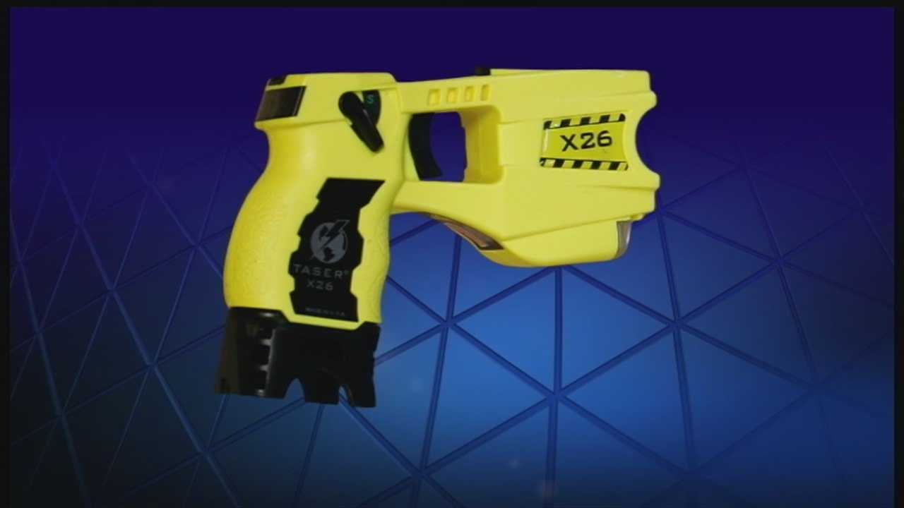 Taser employee hired by city as DOJ consultant