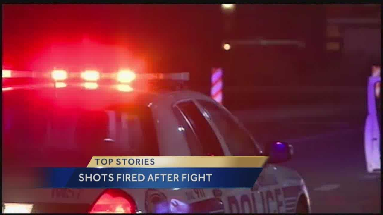 Overnight Shots Fired in Walmart Parking Lot