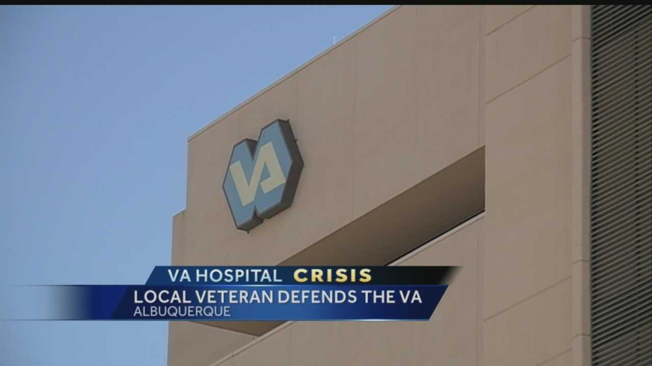 As allegations against Veterans Affairs hospitals keep piling up, New Mexico veterans are questioning the validity of certain claims.